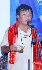 Mr. Mahabir Pun